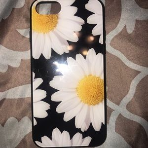 Accessories - iPhone 6/7/8 case sunflower